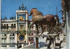 Alte Postkarte - Venedig - Die Rosse