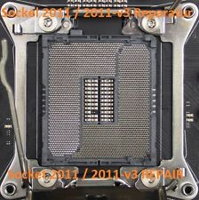 Mainboard CPU Sockel Reparatur SERVICE socket repair LGA 2011 / 2011-v3