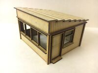 1/32 Scale Marshall  Office  Slot Car Building, Scalextric Or Magnetic Racing