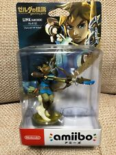 Amiibo The Legend of Zelda Breath of the Wild Link Archer from JAPAN