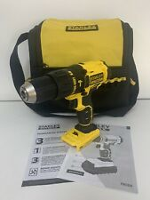 Stanley Fatmax FMC626 18V Li-ion Combi Drill With Bag