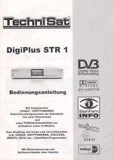 TECHNISAT - DigiPlus STR 1 - Bedienungsanleitung - B3782