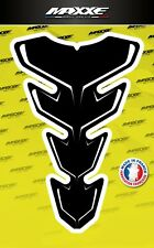 Protection réservoir MAXXE Arrow noir blanc NEUF moto sticker gel bike gas tank