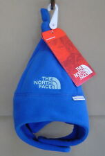 NWT THE NORTH FACE Baby Nugget Beanie w/ Top Knot XXS (0-6M) COBALT BLUE