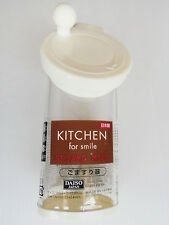 Daiso Japan SESAME SEED SPICE GRINDER MILL Dispenser Easy Kitchen Cooking Tool
