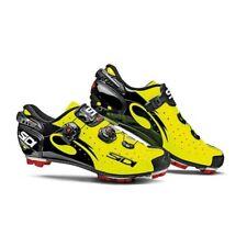 SIDI Drako Carbon SRS MTB Cycling Shoes Bike Shoes Yellow Fluo/Black Size 38-46