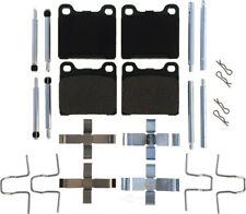 Disc Brake Pad Set-Posi 1 Tech Ceramic Rear Autopart Intl 1412-30628