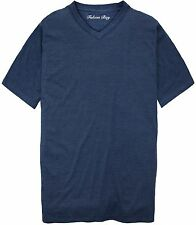 Falcon Bay Big & Tall Men's Heather V-Neck T-Shirt 3XL - 8XL 2XLT - 6XLT