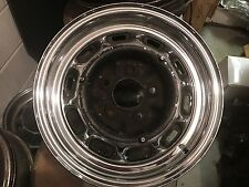 Chrome Jaguar Wheel Xj6 Series 2 Coupe E Type Series 3 S2 Rim