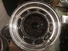 Chrome Jaguar Wheel Xj6 Series 2 Coupe E Type Series 3 S2 Rim