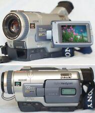 Sony dcr-trv230e PAL DIGITAL 8/hi8, Vidéo 8 Handycam Caméscope + Garantie