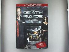 DEATH RACE DVD JASON STATHAM
