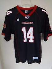 Vintage AFL Arena Football Orlando Predators Stafford #14 Signed Jersey Youth XL