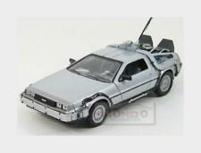 De Lorean Ritorno Al Futuro 1 1:24 Welly We22443 Modellino