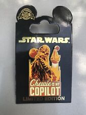 Disney Star Wars Chewie Is My Copilot Ltd Ed May The 4th Be With You LE Pin