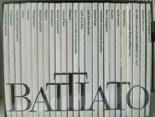 Battiato collection. Cofanetto completo. 23 CD + 4 DVD.