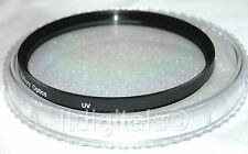 Multi-Coated UV Lens Filter For Panasonic Lumix G Vario 100-300mm F/4.0-5.6 OIS