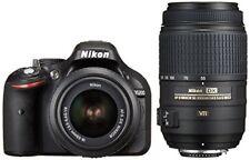 Nikon Digital Single-Lens Reflex Camera D5200 Double Rhythm Kit Af-S Dx