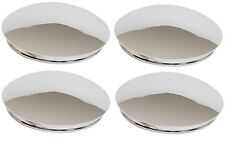 4 CAP DEAL AMERICAN RACING SMOOTHIE VN31 BABY MOON WHEEL RIM CENTER CAPS 7.5""