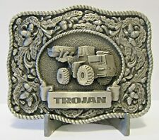 Yale & Towne TROJAN 5500-OL Articulated Wheel Loader Pewter Belt Buckle Mining