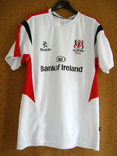 Maillot Rugby Ulster vintage Bank of Ireland Jersey Home - L
