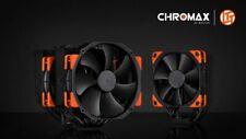 NOCTUA NH-U12S Linus Tech Tips LTT chromax.Black 120mm Single-Tower CPU Cooler