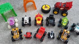 Blaze and the monster machines die cast