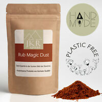 1kg Magic Dust BBQ SPICE Rub Grill Gewürz Marinade Gewürzmischung plastikfrei
