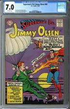 Superman's Pal Jimmy Olsen #89 CGC 7.0