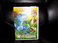 The Land Before Time Chomper Double Feature (DVD, 2005) EUC FREE USA SHIPPING