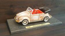 Maisto 1951 Volkswagen Beetle 1:18 modified