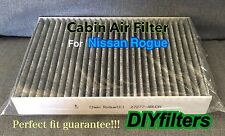 Fits 2014-2016 Rogue Carbonized AC Cabin Air Filter