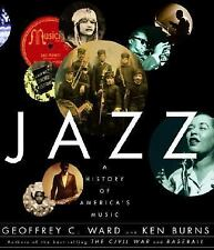 Jazz: A History of America's Music by Geoffrey C. Ward Paperback Book