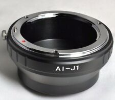 Nikon F (Ai, Ai-s) to Nikon 1 Lens Mount camera adapter