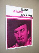 THE JAZZ SCENE. VINTAGE MUSIC MAGAZINE. OCTOBER 1962. VOLUME 1 No.5