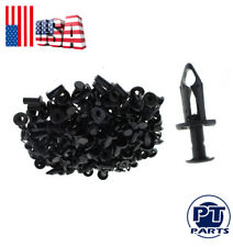 NiceCNC 50PCS Fender Body Rivet Clip Plastic Fit Kawasaki KFX700 KFX450 KFX400 ATV, Side-by-Side & UTV Body & Frame ATV, Side-by-Side & UTV Parts & Accessories