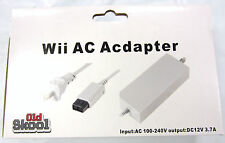 AC Wall Adapter Power Supply for Nintendo Wii - Old Skool