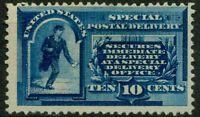 Vereinigte Staaten 1885 Sc. E1 Ungebraucht * 100% Messenger Lauf
