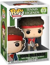 JOHN MCENROE - TENNIS LEGEND - FUNKO POP - BRAND NEW - MOVIE 47733