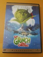 How The Grinch Stole Christmas (Dvd, 2001, Widescreen) Collector'S Edition