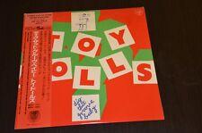 TOY DOLLS - Dig That Grove Baby japan OBI first press LP NM-