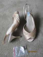 Siren Special Occasion Open Toe Heels for Women