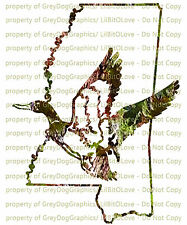 Mississippi Duck Hunter Camouflage Camo Hunting Vinyl Decal Sticker Water Fowl