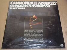 CANNONBALL ADDERLEY Spontaneous Combustion - Savoy SJL 2206 SEALED