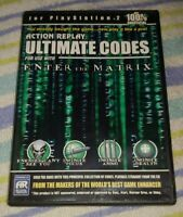 Action Replay Ultimate Codes - Enter The Matrix
