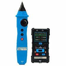 FWT01 Hand network LAN Ethernet Wire Tracker Finder Meter Telephone Line Test