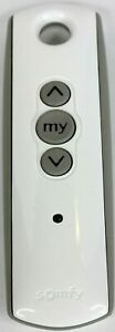 Somfy Telis 1 #1810632 Remote Control For Motorized RTS Blinds-Shutters-Drapes