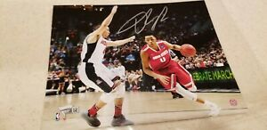 D'angelo Russell Ohio State Autograph 8×10 COA