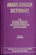 Hans Wehr Dictionary Of Modern Written English