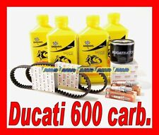 OLIO BARDHAL XTC + FILTRO + CINGHIE DUCATI MONSTER 600 750 dal 98-2001 A CARBUR